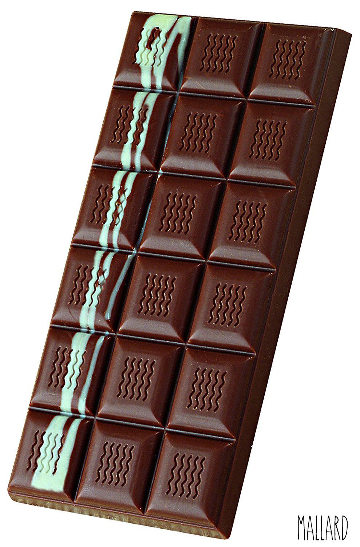 Moule Tablette de Chocolat Vague
