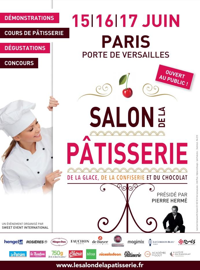 Salon de la Pâtisserie
