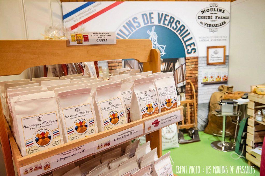Farine les Moulins de Versailles