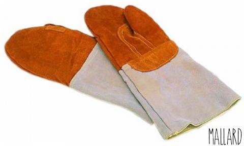 Moufles de protection thermique Crispin 20cm