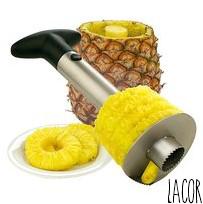 Coupe-Ananas Inox Lacor