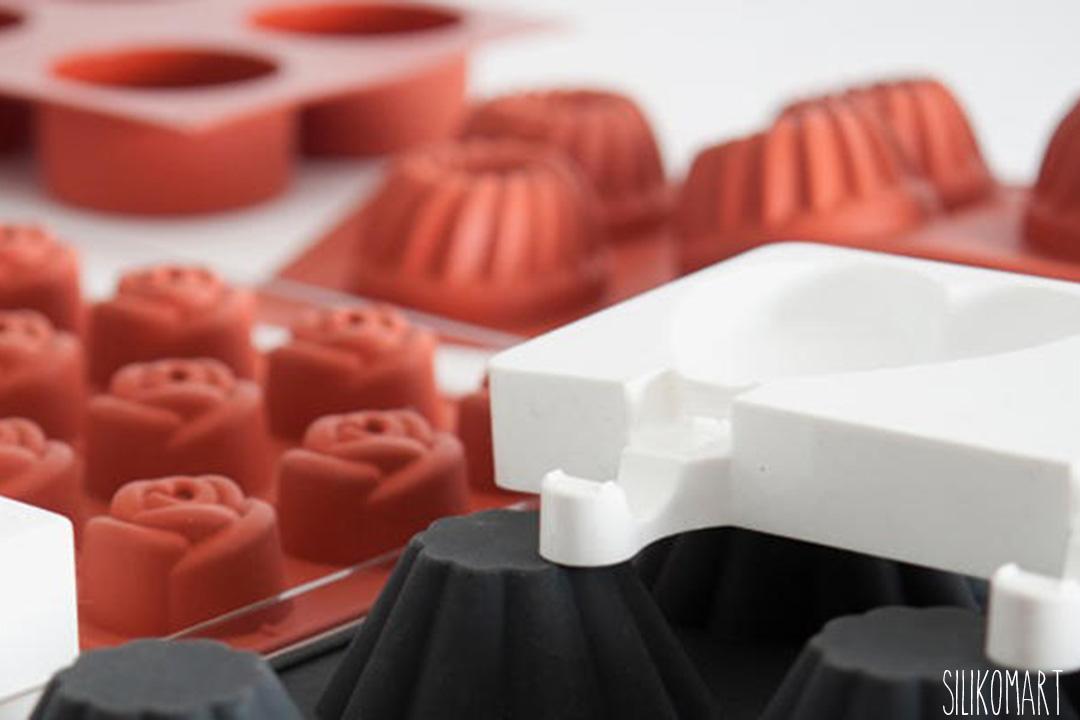 Silikomart : la qualité et l'originalité en pâtisserie