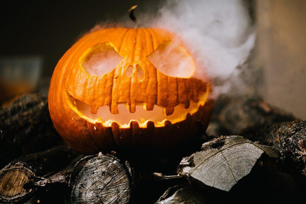 Comment faire une citrouille d'Halloween ?