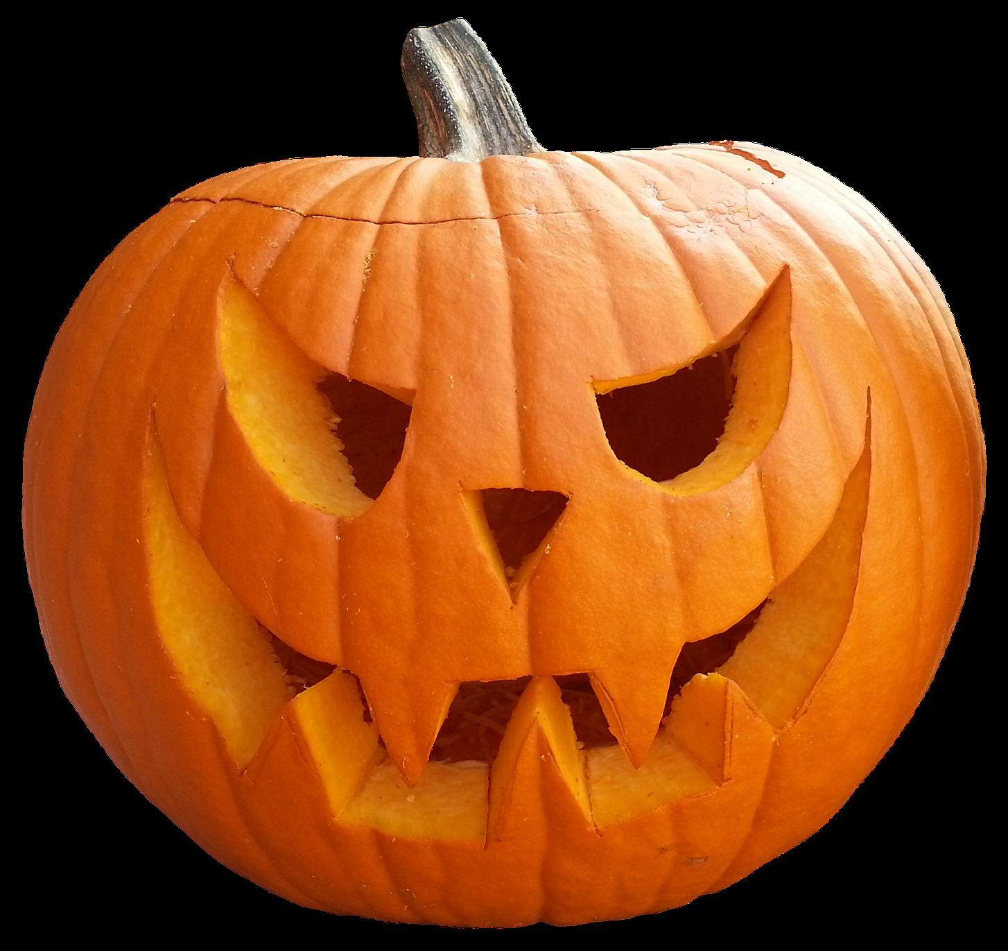 Comment faire une citrouille d'Halloween