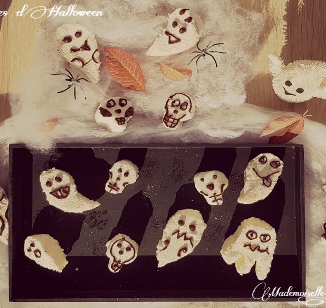 Guimauves d'Halloween