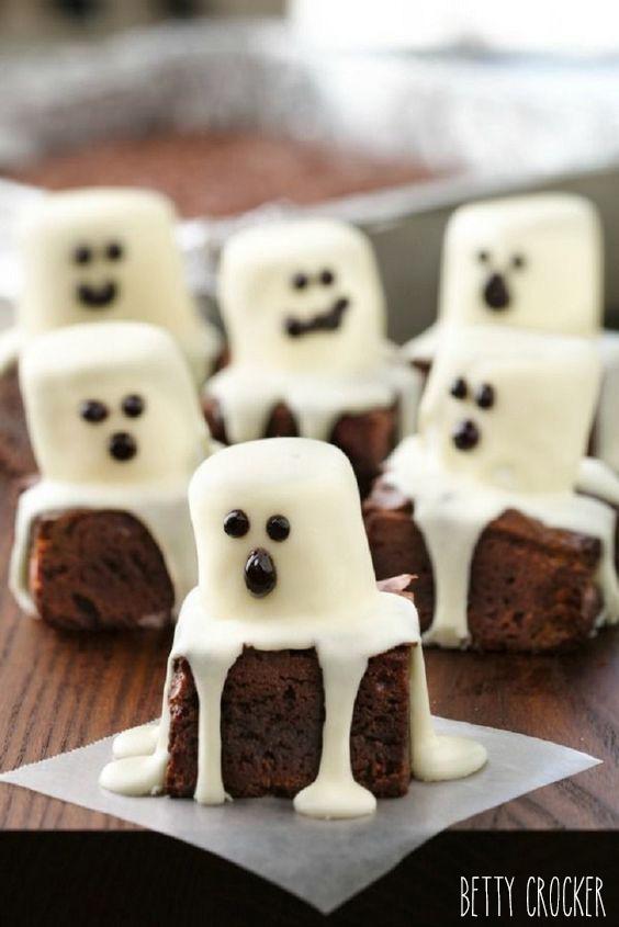 Brownies Fantômes