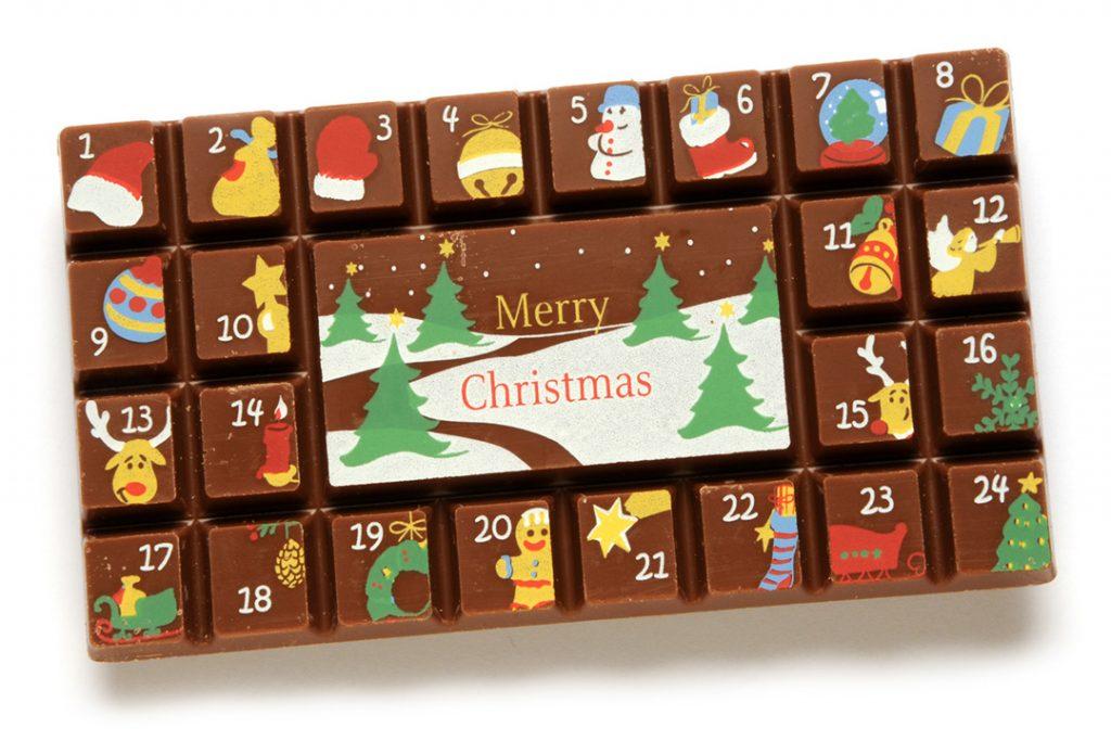 Calendrier de l'Avent : Réalisez vos chocolats maison !