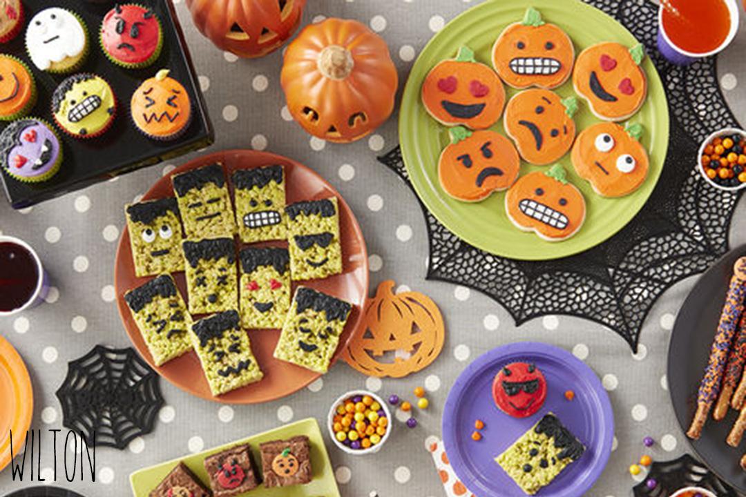 Halloween : créez la terreur en pâtisserie !