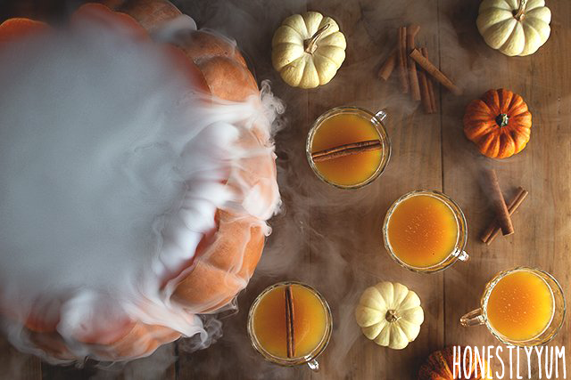 Cocktail Halloween Punch