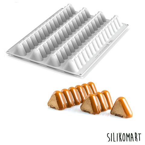 Moule Silicone Trilogy Silikomart