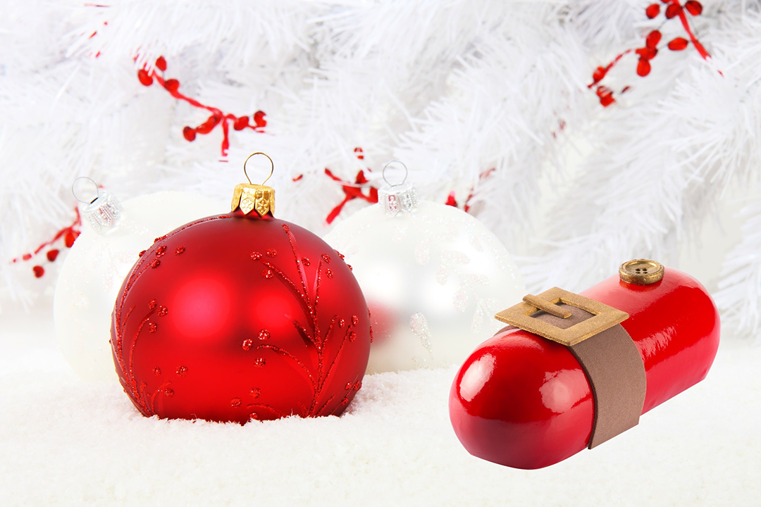 Décoration Bûche de Noël : les indispensables