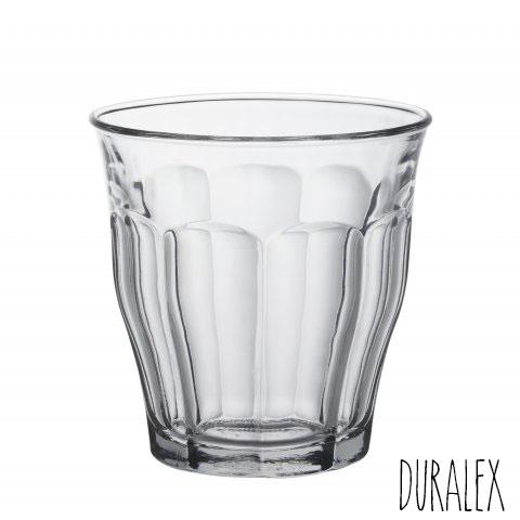 Verres Picardie 25 cl (x6) Duralex