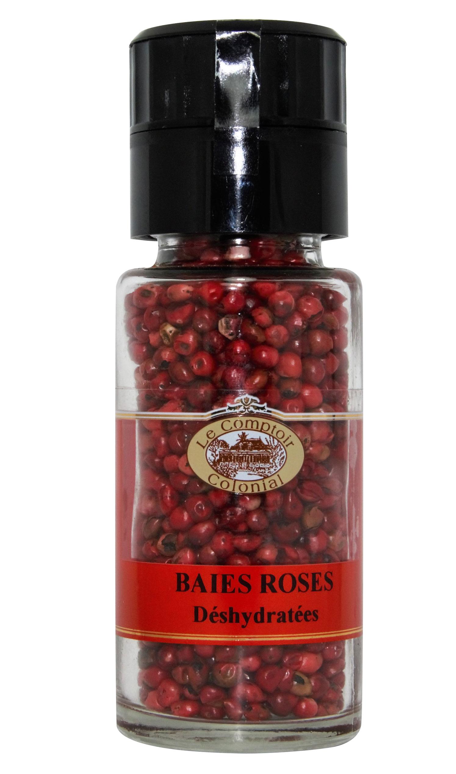 Baies Roses 25 g Le Comptoir Colonial