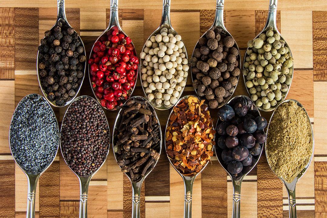 Les utilisations des épices : nos oubliés du placard !
