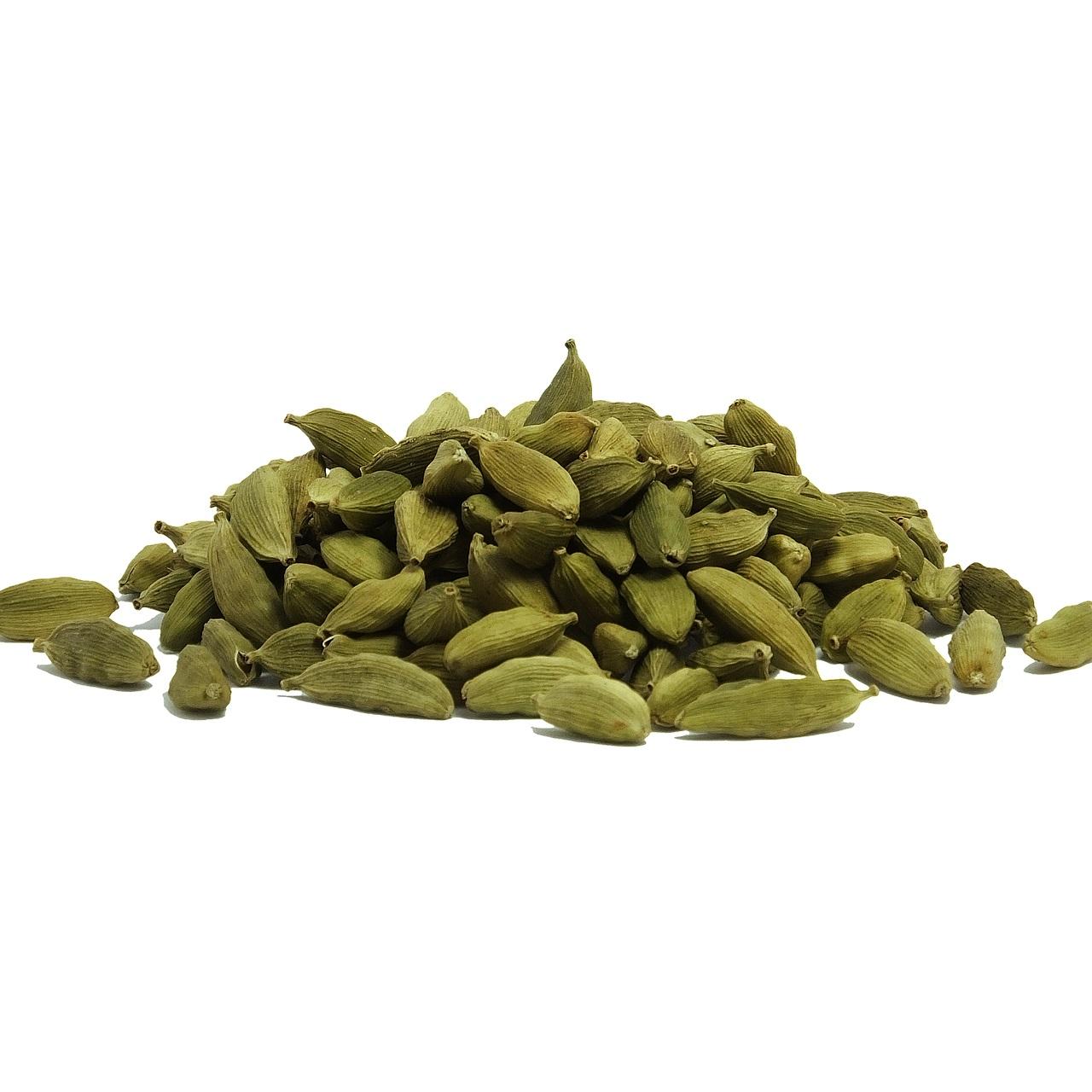 Gousses de Cardamome Verte