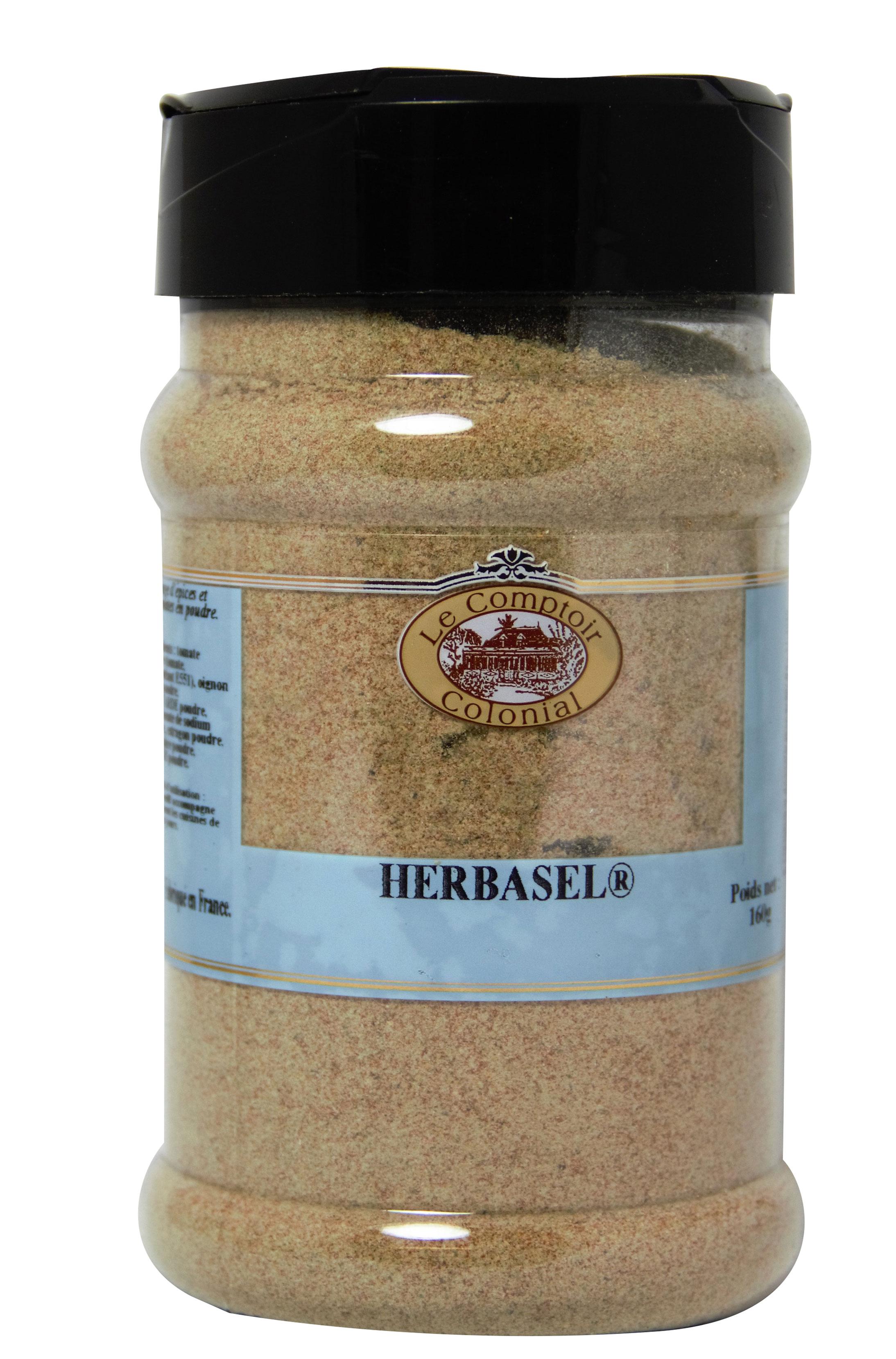 Herbasel 160 g Le Comptoir Colonial