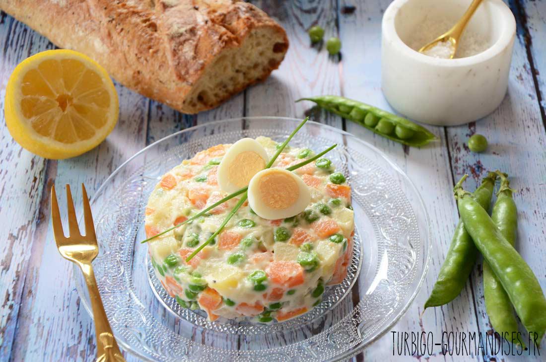 Réalisez une délicieuse macédoine de légumes