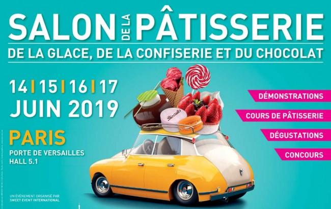 Retour sur le Salon de la Pâtisserie 2019 !