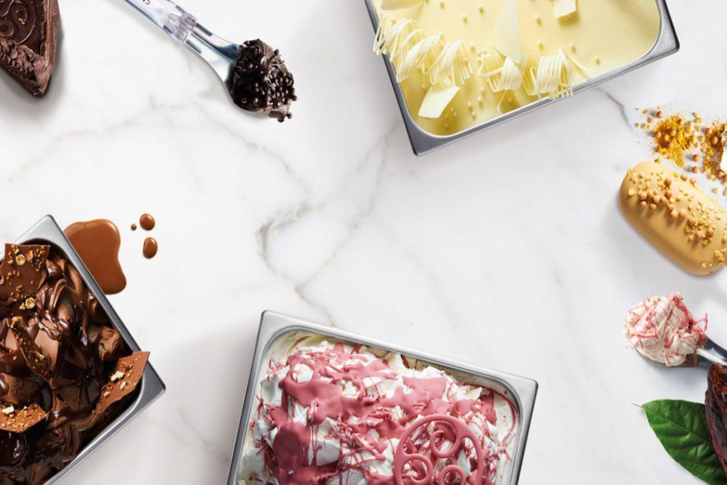 Préparations Callebaut : faire de la glace au chocolat devient facile !