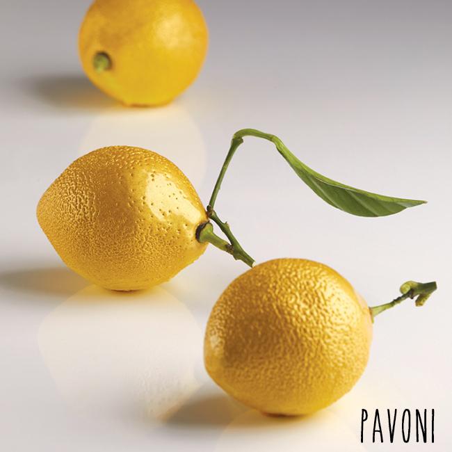 Moule Silicone 8 Citrons 85 ml Cédric Grolet Pavoni