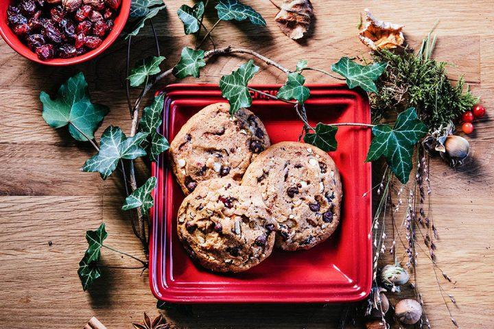 Cookies saveurs pain d'épices