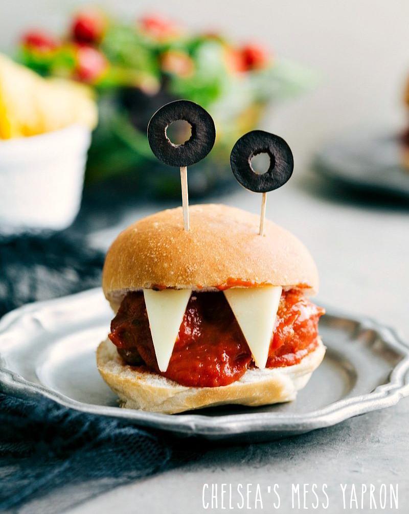 Monstre Burger