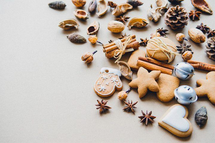 L'épicerie des fêtes : tout pour vos recettes de Noël