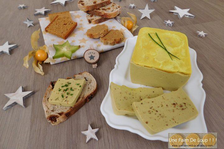 Recette : le faux gras, le foie gras végétal