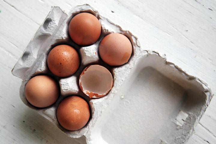 Que faire avec des blancs d'œuf ? (Version salée)