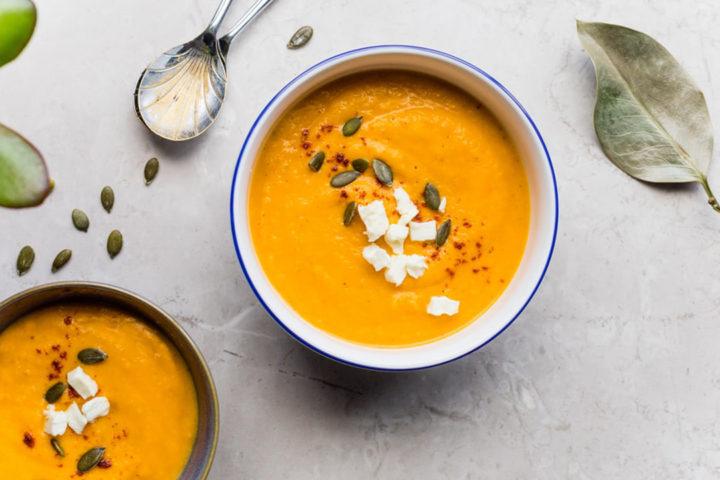 Comment faire une soupe de légumes ?