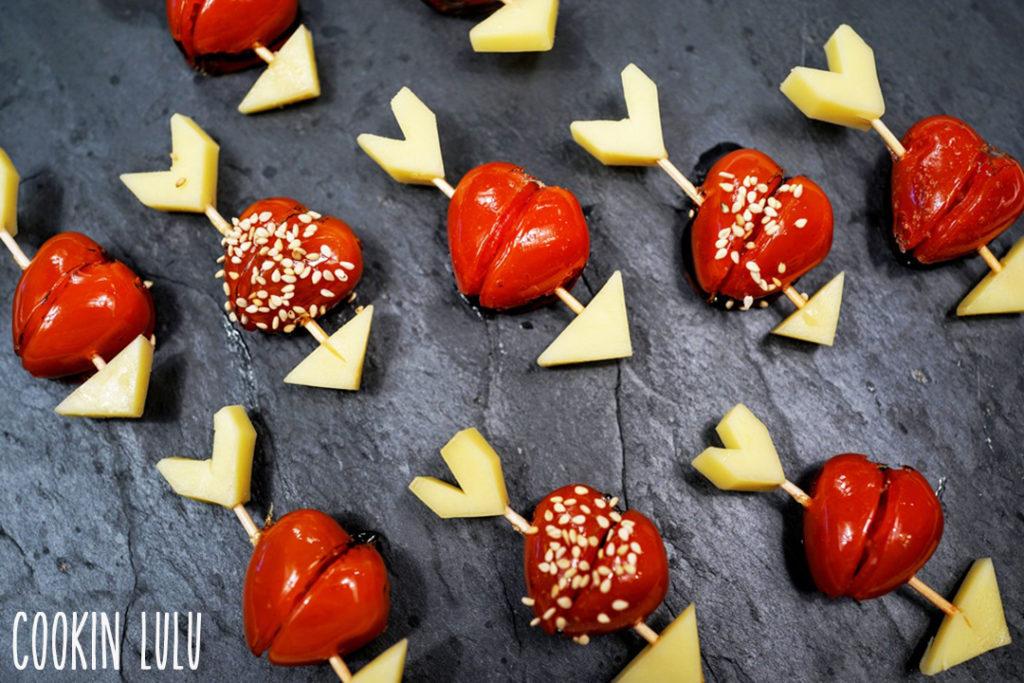 Tomates Cerise d'amour !