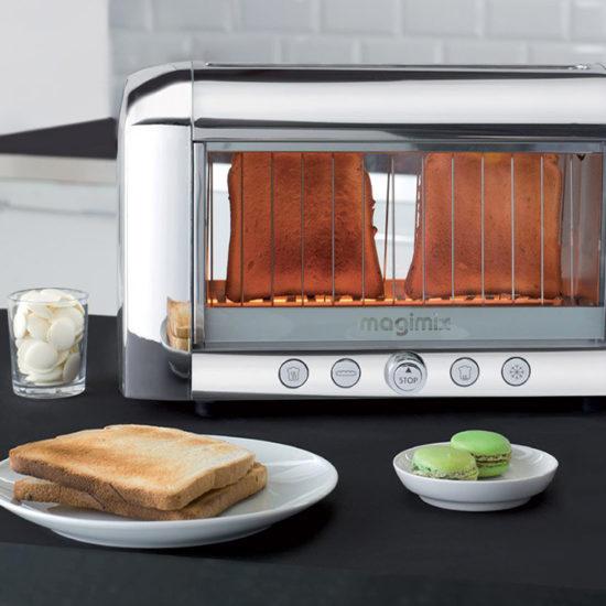Nombre de fentes, fonctions, etc. Guide pour bien choisir son grille-pain.
