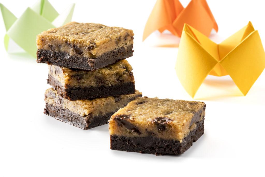 Brookie : mi brownie mi cookie