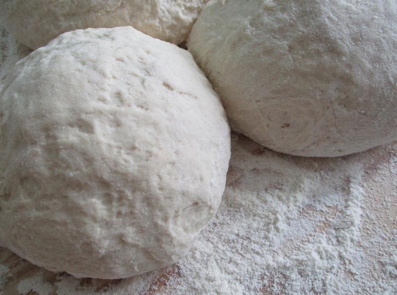 Farine pour pain = farine avec gluten