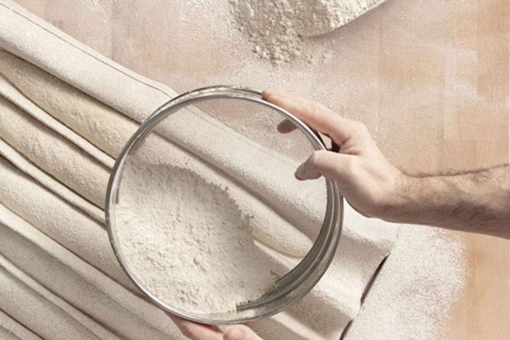 Les différents types de farine