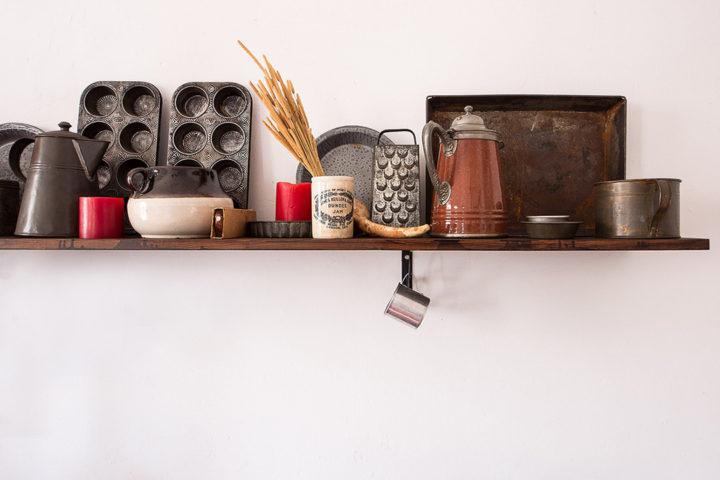 Recycler les Ustensiles de Cuisine en objets de décoration !
