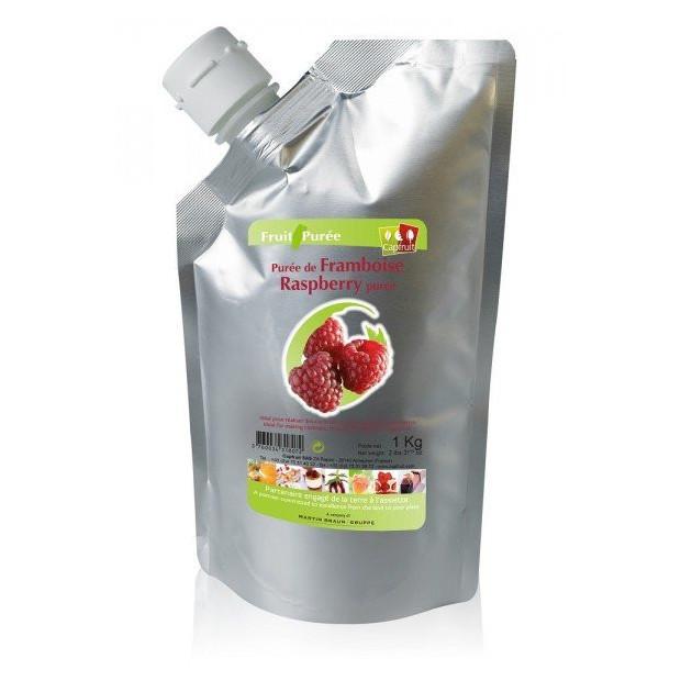 Purée de Framboise Capfruit 1 kg