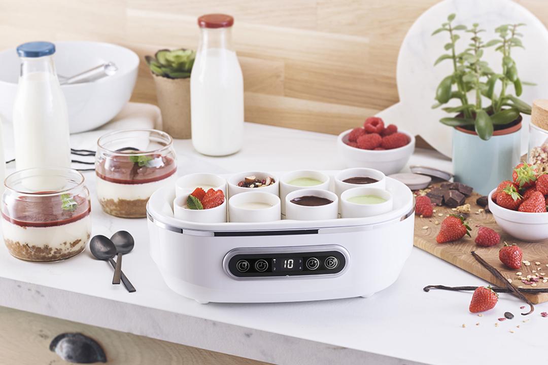 Grande ou petites ? Avec ou sans arrêt automatique ? Quelle yaourtière est faite pour vous ?