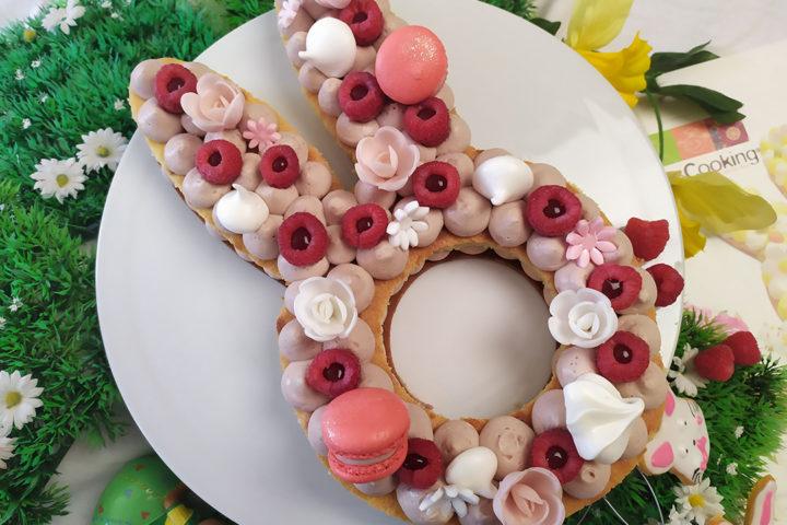 Bunny Cake (Gâteau Lapin) : LE gâteau du printemps !