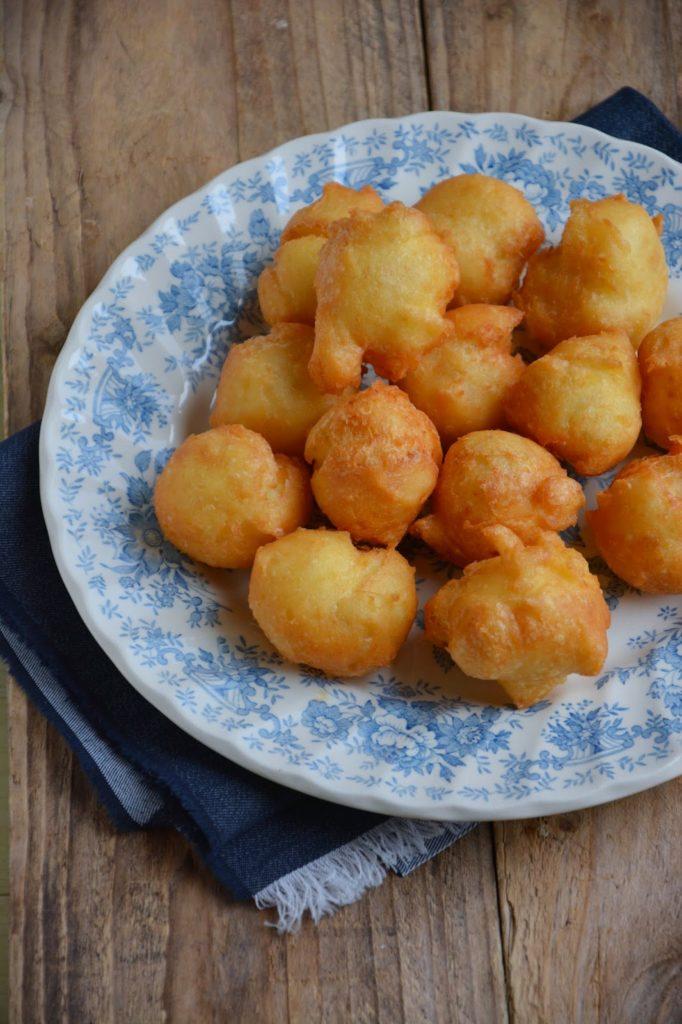 Recette Pommes Dauphines par Chic Chic Chocolat