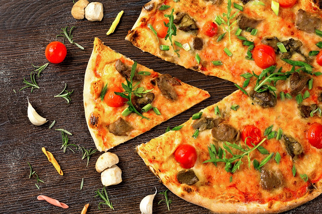 Recette facile de pâte à pizza