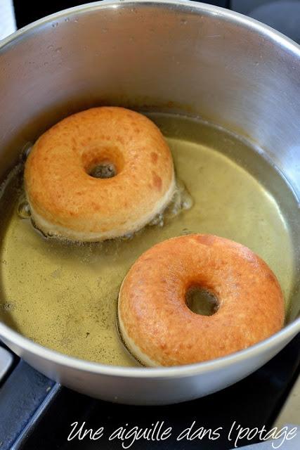 Visuel de cuisson des beignets