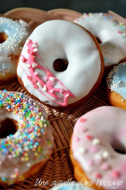 Visuel donuts glacés