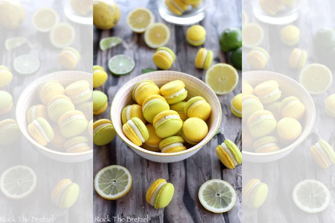 Recette de macarons maison