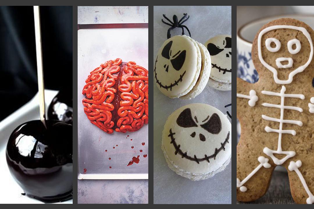 Article desserts d'Halloween 2ème édition