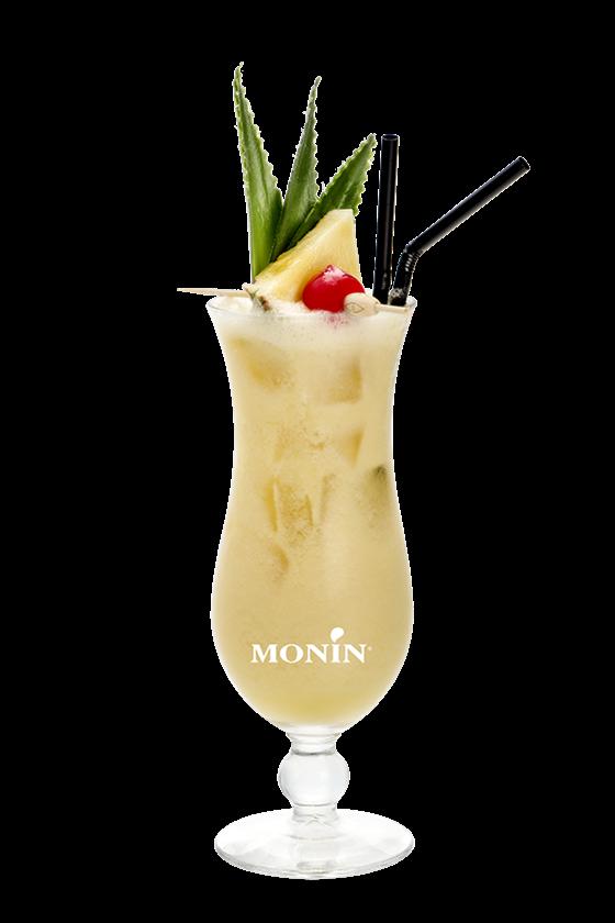 Recette de cocktail sans alcool par Monin.