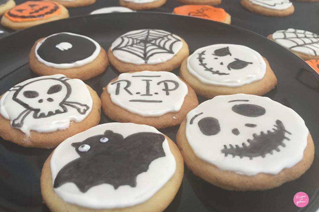 Visuel de une recette de biscuits