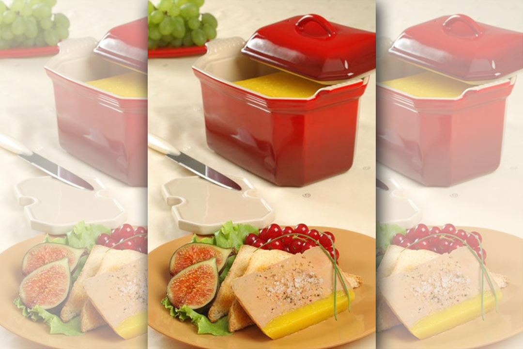 Article préparation du foie gras