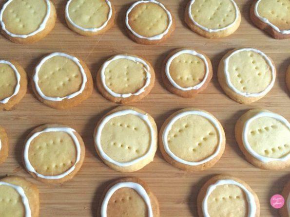 Recette de biscuits faits maison