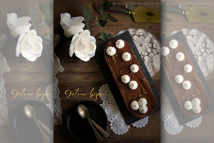 Entremets Chocolat, Marron et Pain d'Épices